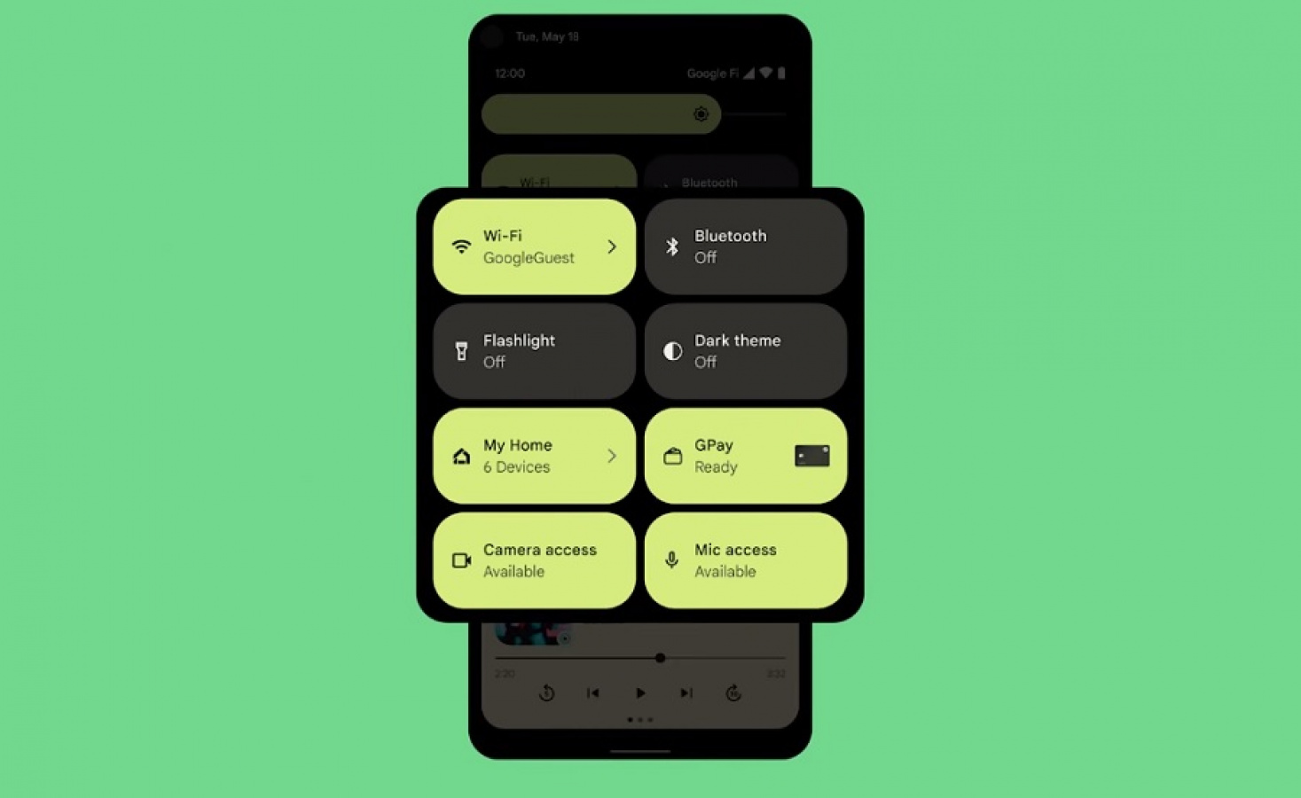 toggles for camera and microphone access, Google advises, privacy dashboard, Đức Trịnh