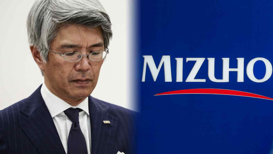 Mizuho Bank president to step down due to system failures