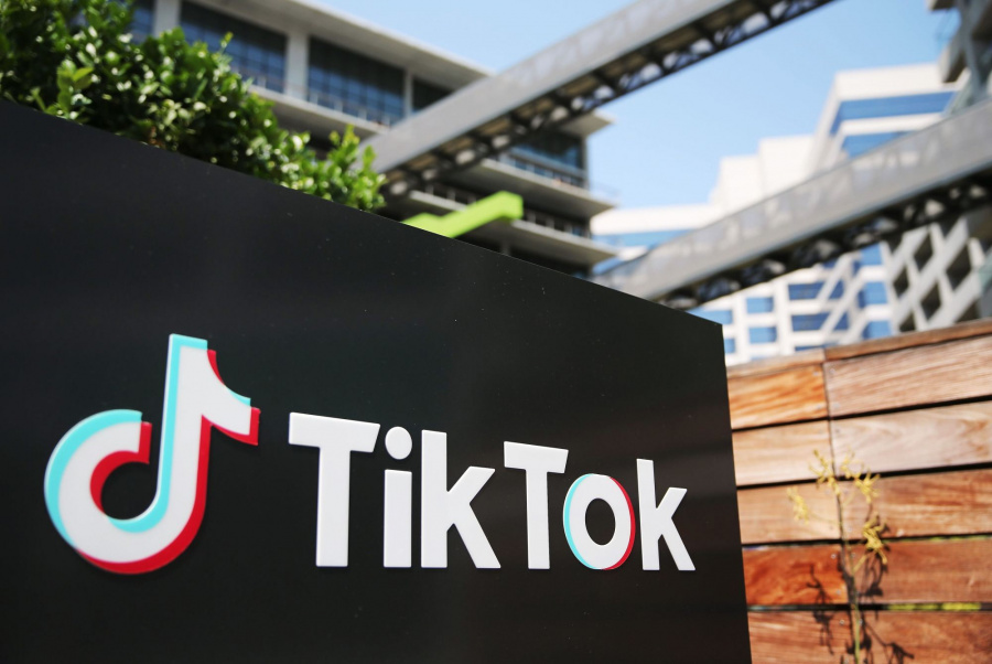 TikTok, WeChat, Joe Biden, Tencent Holdings,  targeted eight other Chinese apps, Ant Group, Alibaba Group Holding, SZ DJI Technology Co, banned by the US military since 2017, grounded all non-essential Chinese-made drones, ByteDance, previous month, world's most-downloaded non-game app, Shou Zi Chew
