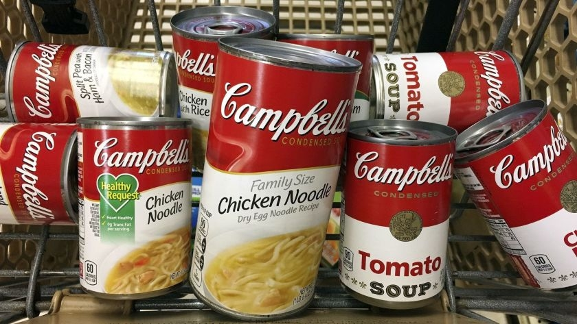 Campbell suffers 11% net sales plunge in Q3