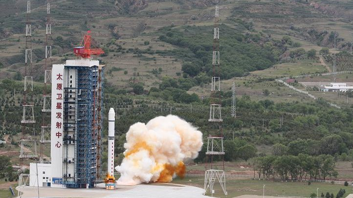 China launches four satellites onboard a Long March-2D rocket