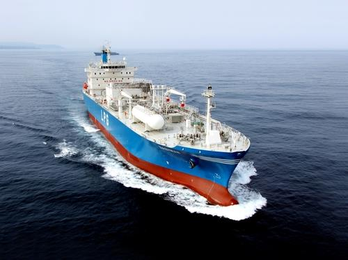 (LEAD) Korea Shipbuilding swings to loss in Q2 on increased cost