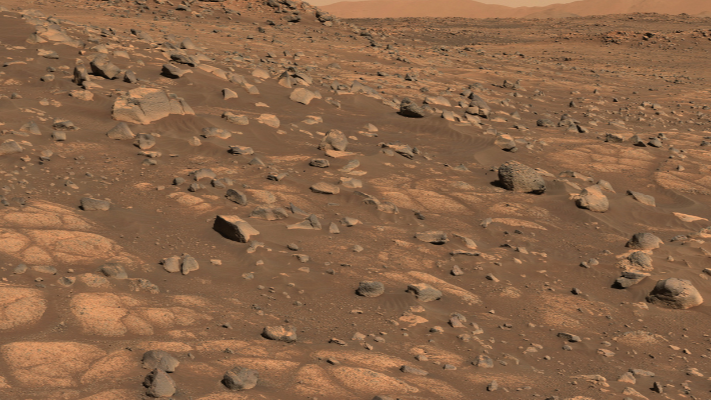 NASA announced, news briefing, Raised Ridges, prepped and stored