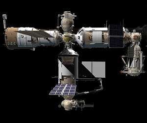 Russia launches Nauka module to space station after years of delay