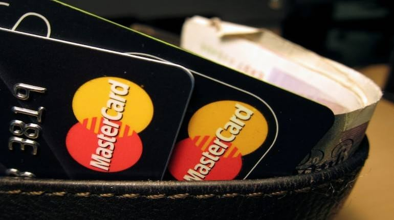 Business, Companies, Credit Cards, Debit Cards, Mastercard, tied up with Visa