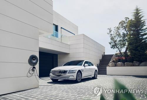 (3rd LD) Hyundai, Kia deliver strong Q2 performance on base effect, SUV models