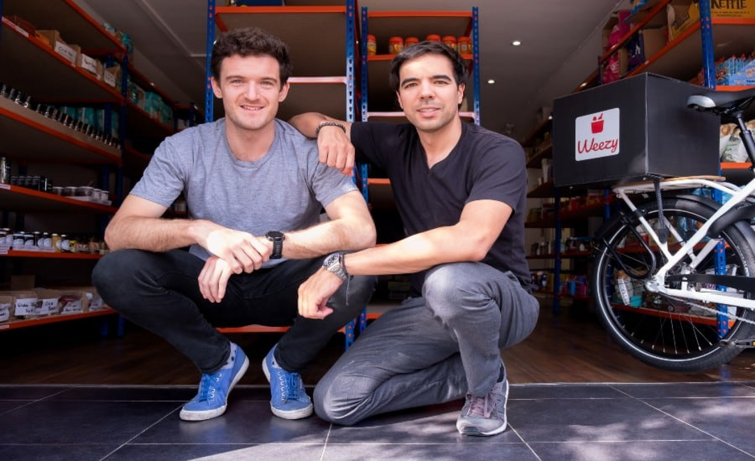 Online grocery, UK, Blossom Capital, Creandum, and Index Ventures, secured $20M , expanded its operations also in Amsterdam , raised over $550 million , 15 cities by the end of 2021