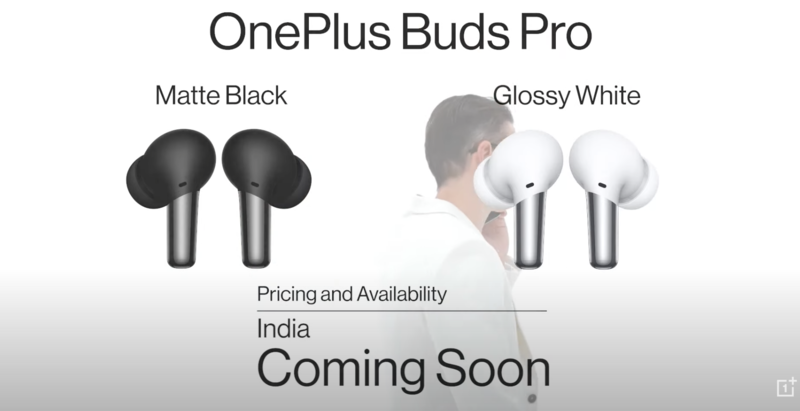 OnePlus Buds Pro earbuds launched; offer adaptive noise cancellation, 38 hours battery and more