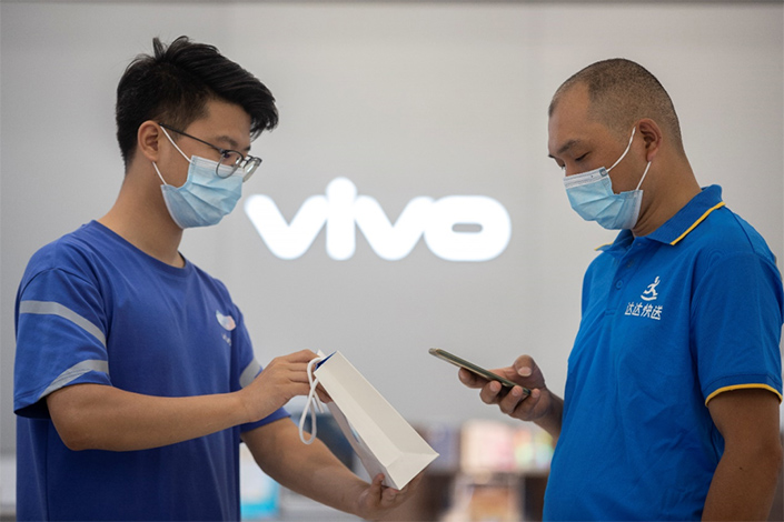 an agreement, China's largest smartphone brand