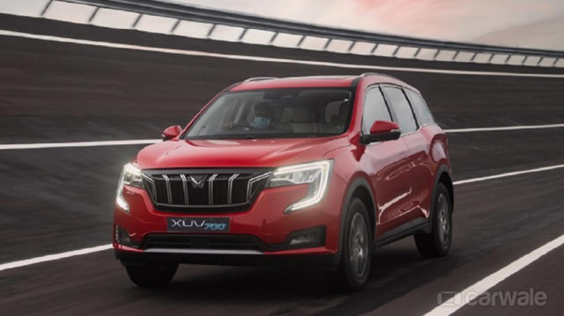 new mahindra xuv700 to be offered in 34 variants