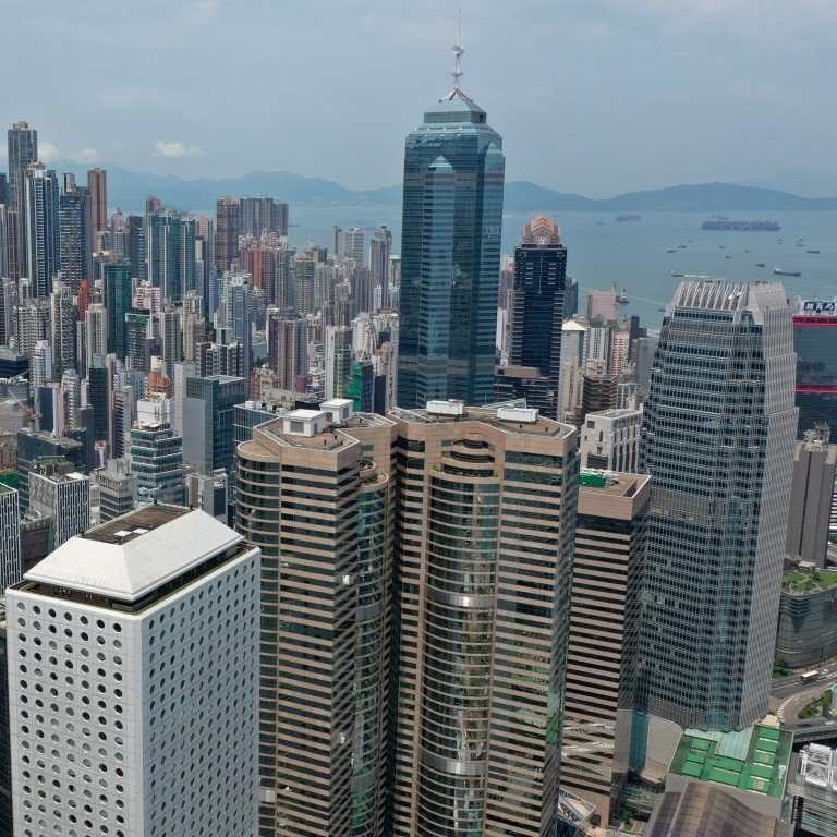 business, office rental, hong kong property, companies find falling rents in central hard to resist as they lap up office space in hong kong's main business district