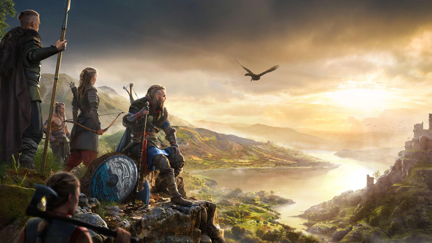 assassin's creed valhalla discovery tour release date and new exhibits confirmed