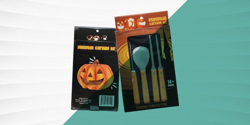 the best pumpkin carving kits to scare up the best halloween ever