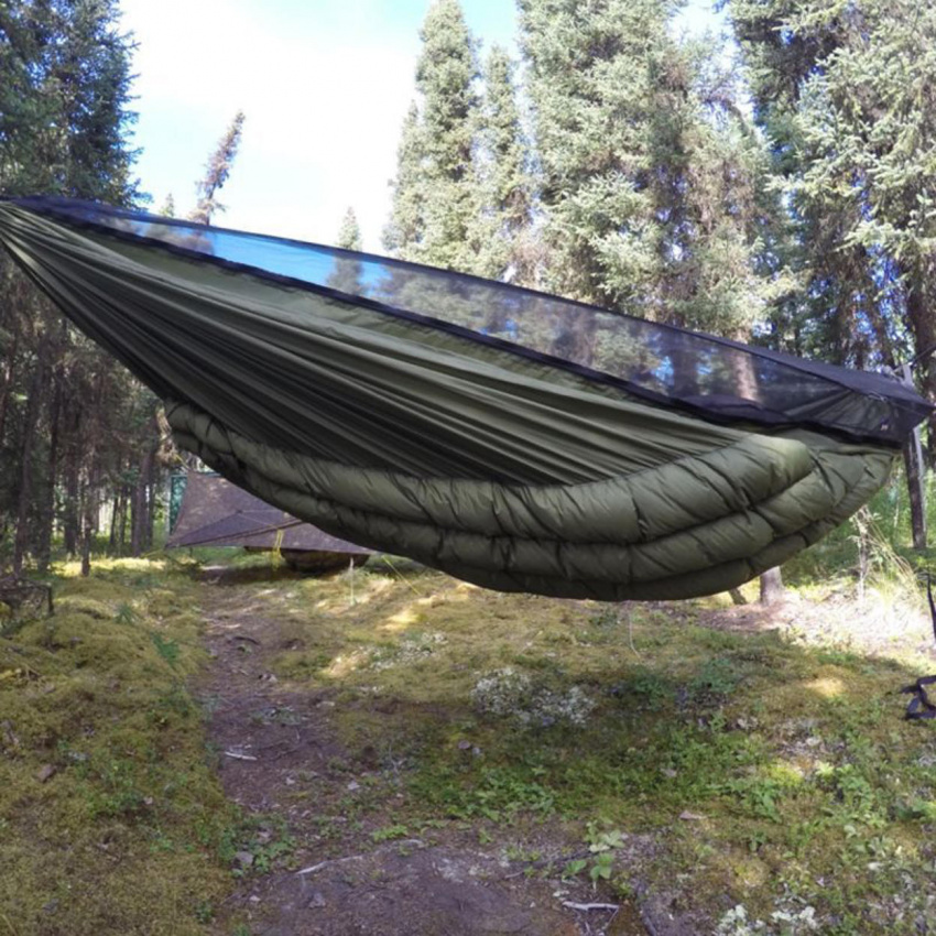 8 best hammock underquilts for staying warm