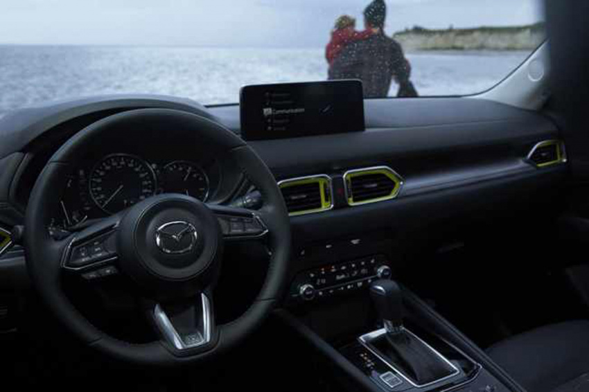 mazda cx-5 gets a makeover for 2022