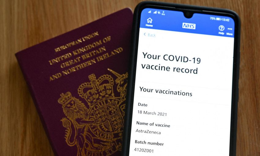 nhs app storing facial verification data via contract with firm linked to tory donors