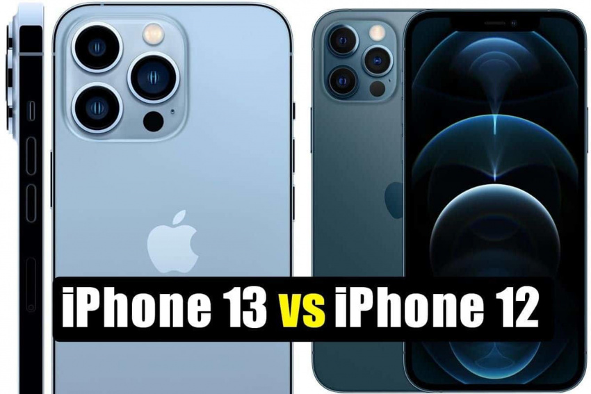 planning to buy iphone 13? let's see how it is different from iphone 12 series