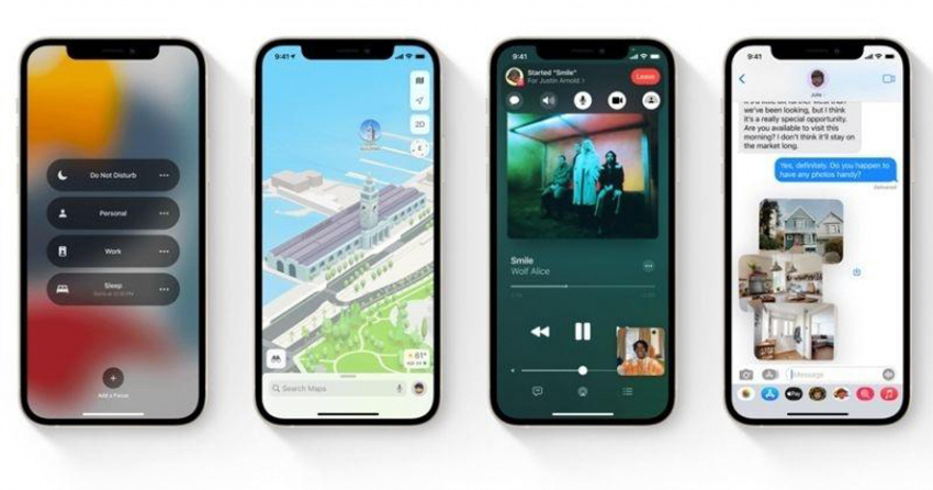 apple ios 15, ipados 15 and watchos 8 update coming on september 20