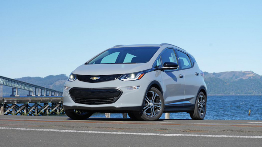 another recalled chevy bolt parked indoors catches fire in georgia