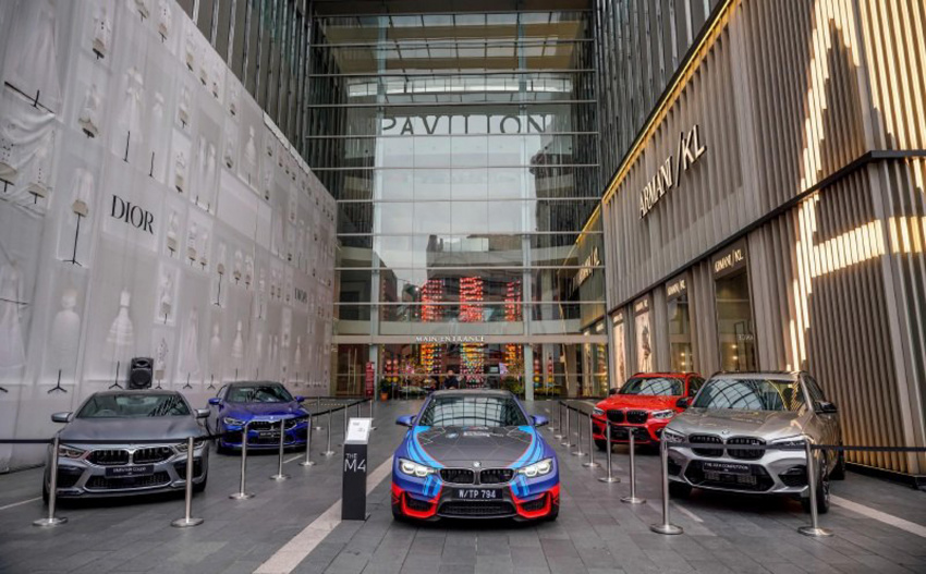 bmw holds special m campaign in conjunction with malaysia day