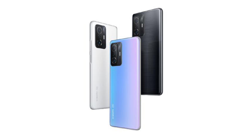 xiaomi 11t, 11t pro, 11 lite 5g ne with amoled displays, triple cameras launched