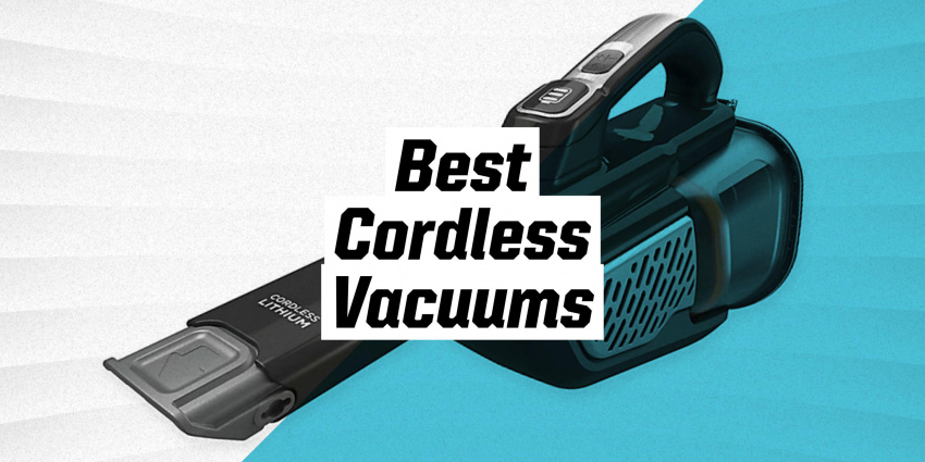 clean up your messy house lightning-fast with these top-rated cordless vacuums
