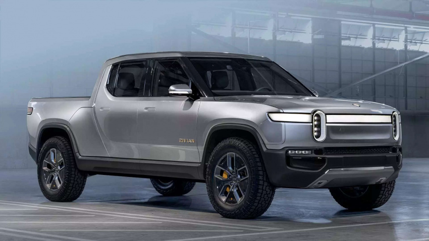 national highway traffic safety administration, ev & future mobility, electric pickup truck, startup rivian, electric vehicles, amazon