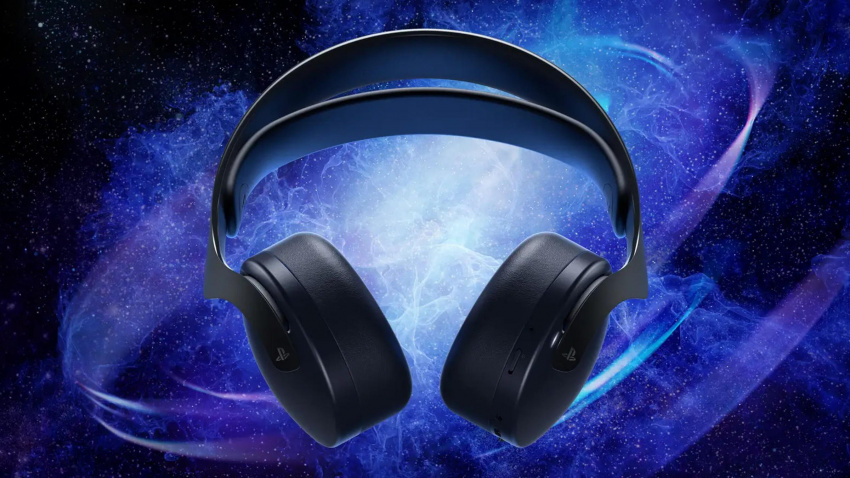 midnight black pulse 3d headset revealed by playstation