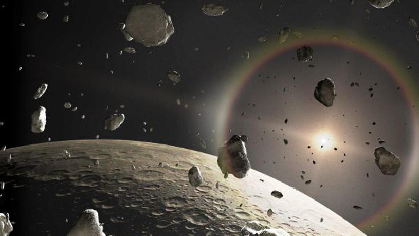 cosmic objects with strange orbits discovered beyond neptune