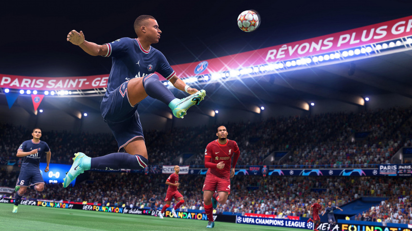 fifa 22's hypermotion is 'the beginning of machine learning taking over animation'