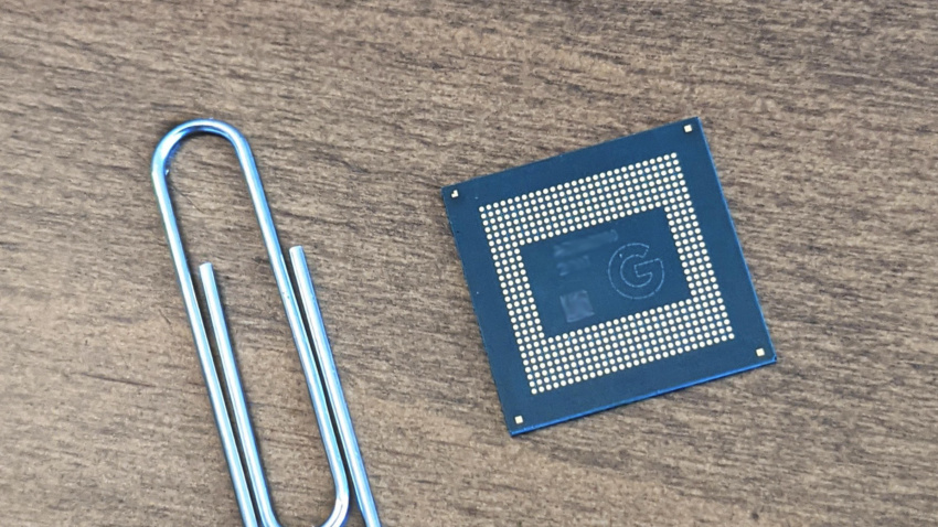 google's rumored pixel 6 tensor processor sounds extremely weird