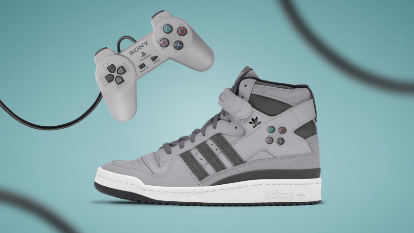 beautiful retro console sneaker designs bring the classics to your feet