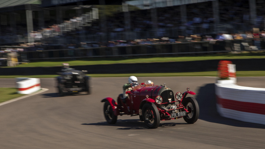 watch all the 2021 goodwood revival racing action here