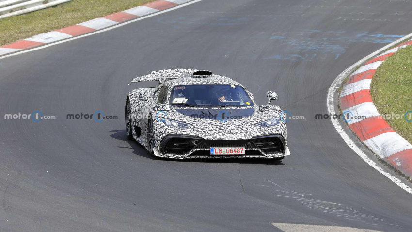 mercedes-amg one customer deliveries reportedly delayed to 2022