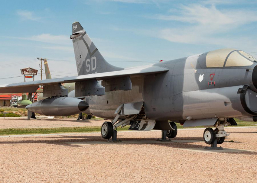 cold war bombers, interceptors and more at the south dakota air and space museum