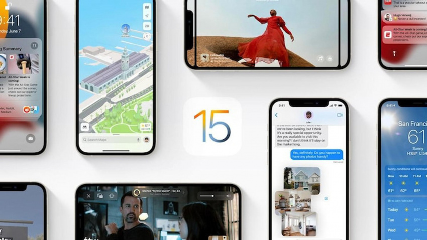 apple's ios 15 update to be available from today; check features, compatible iphones, other details