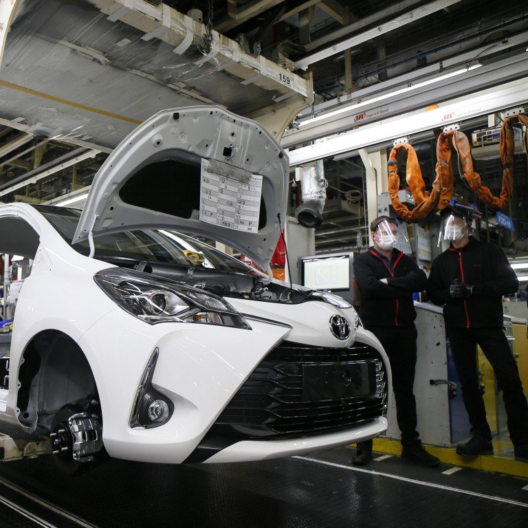 comment, opinion, business of climate change, japan, autos, toyota, climate change, electric cars, the view, how japan's carbon neutrality goal could destroy its economic recovery