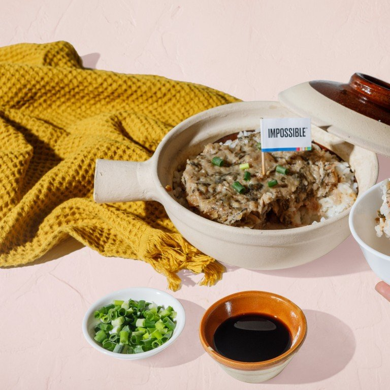 business, companies, healthy eating, food and agriculture, hong kong first in queue for taste of impossible food's plant-based pork, as impossible pork heads to jollibee-owned tim ho wan, parknshop stores