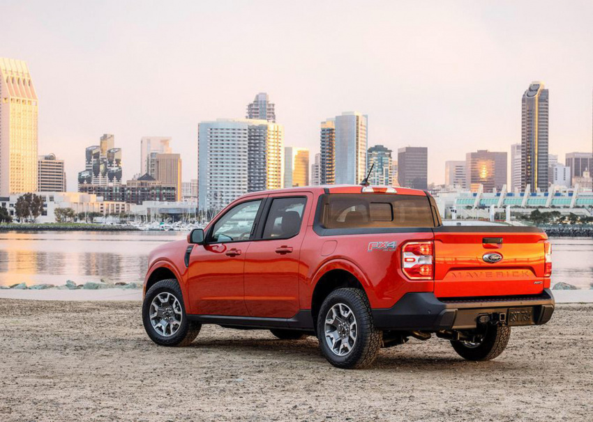 some ford maverick customers are in for a free awd upgrade