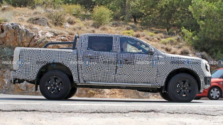 next-gen ford ranger won't go on sale in the us until july 2023: report