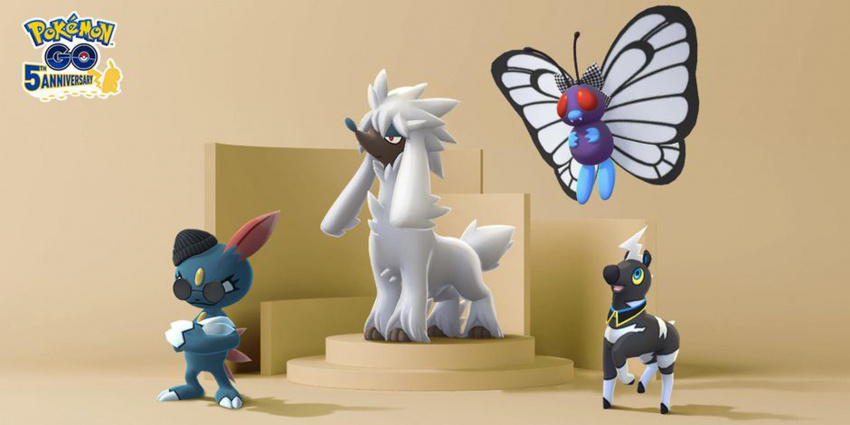 pokemon go fashion week: furfrou, fashion challengers, research tasks and more