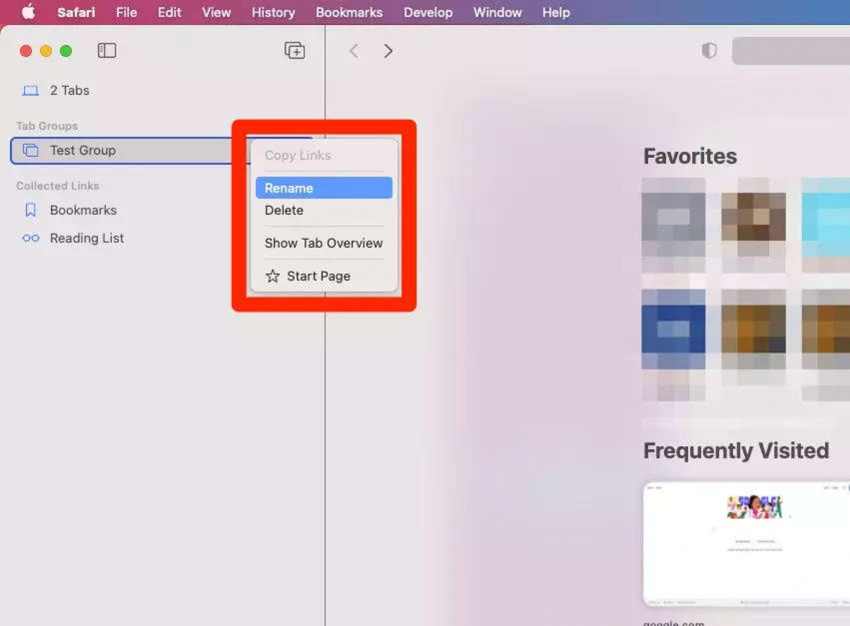 how to make tab groups in safari on your iphone with ios 15 or mac with safari 15, and keep your tabs organized