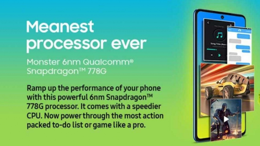 samsung galaxy m52 5g with 120hz display launched: price, specs, features