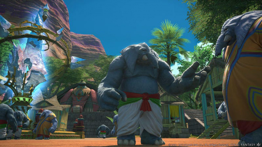 ffxiv director wants you to be normal about the game's success