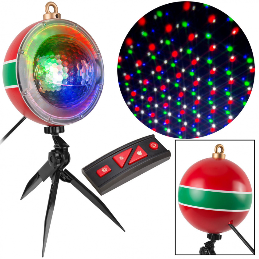 the best christmas light projectors for your home