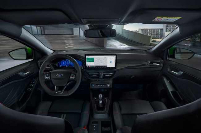 ford focus gets a sharper look for 2022, but it's unlikely to come to sa