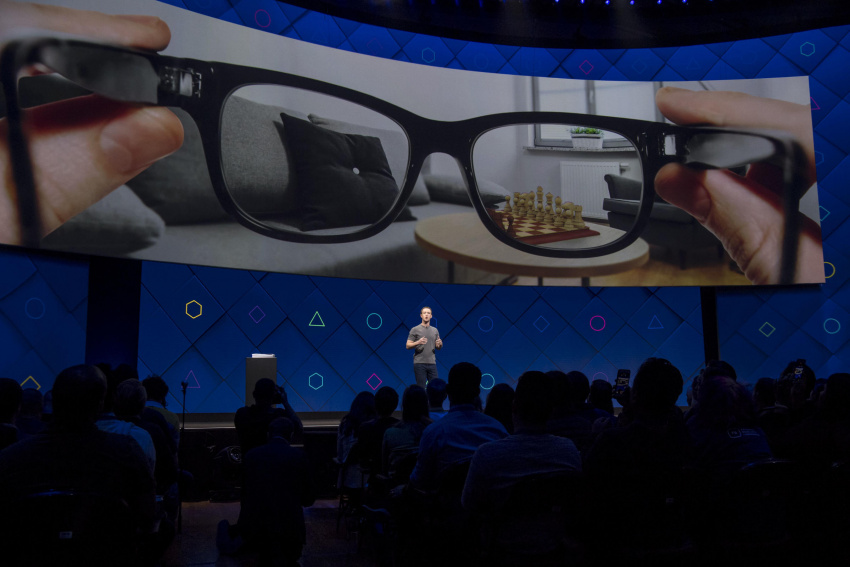 facebook's ai research could spur smarter ar glasses and robots