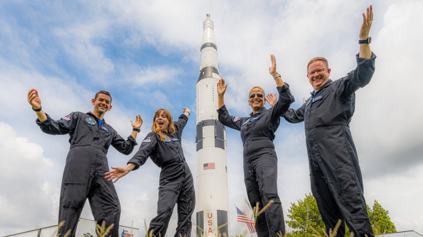 spacex, space, netflix, inspiration4