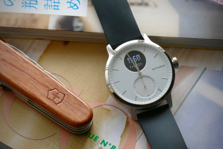 withings, scanwatch, fda approval
