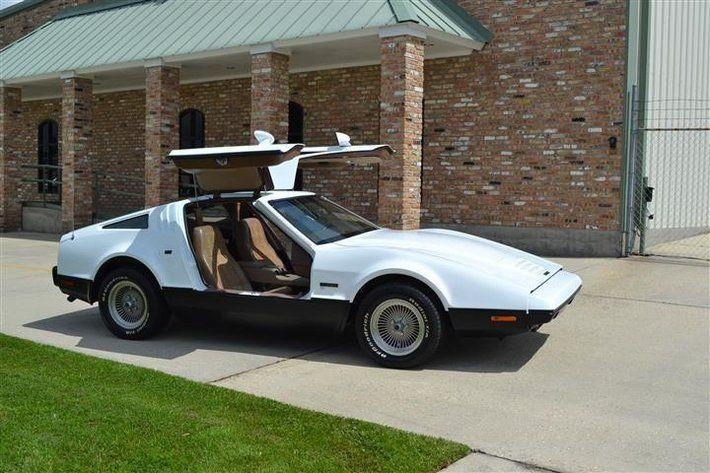 little known rare 1975 bricklin sv-1 can be yours